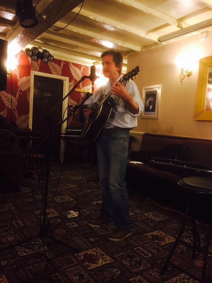 Liberal House of Acoustic Blues Amington 1st Feb 16