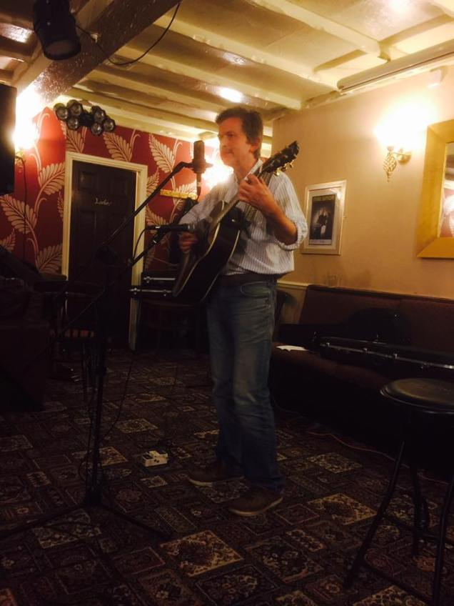 Liberal House of Acoustic Blues Amington 1st Feb 16