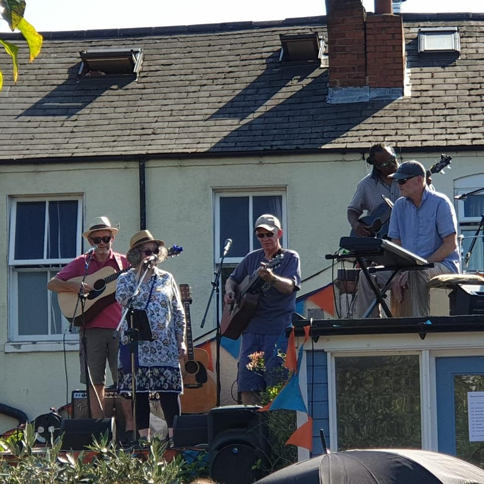 Music on the Roof Aug 19